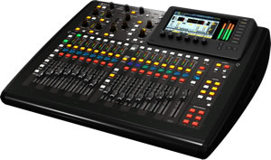 digital mixing desk hire at cheltenham gloucestershire big friendly audio